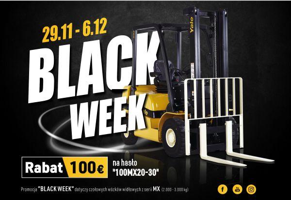Promocja: Black Week - Yale® GDP/GLP 20-30MX
