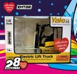 Model elektrycznego czołowego wózka widłowego Yale® VT