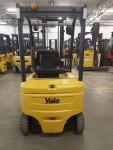 Yale ERP16VF - Czołowy Wózek Elektryczny | EMTOR