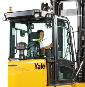 Kabina operatora - Yale GDP130-160EF | EMTOR