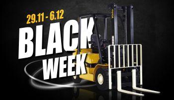 Black Week: Promocja Yale® GDP/GLP 20-30MX