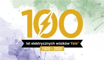 Świętujemy 100-lecie marki Yale