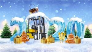 Wesołych Świąt! i Szczęśliwego Nowego Roku 2019